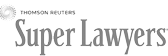 Thomson Reuters Super Lawyers - logo and link